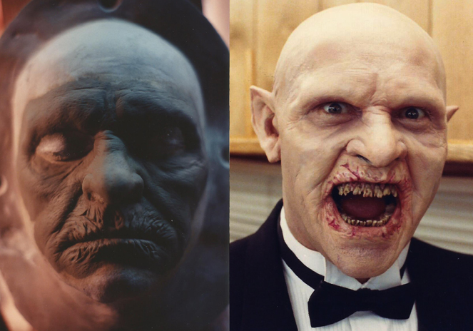 tales from the crypt make up
